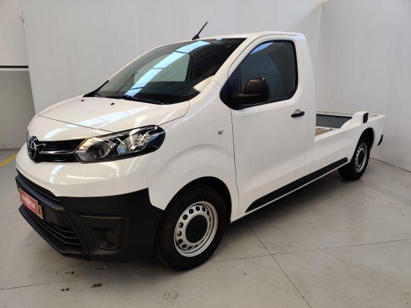 Toyota Proace segunda mão Braga