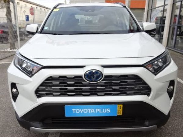 Toyota Rav4 segunda mão Santarém