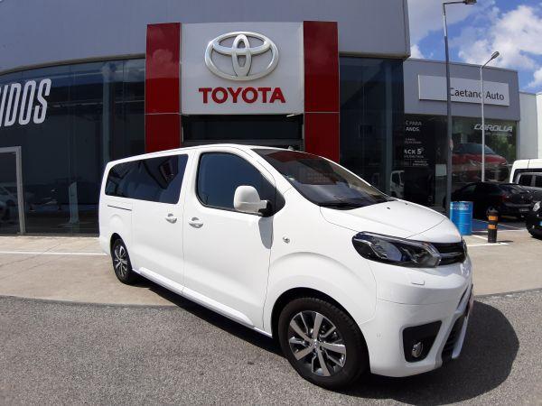Toyota Proace Verso segunda mão Lisboa