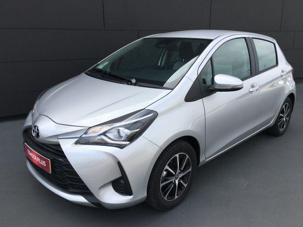 Toyota Yaris segunda mão Faro