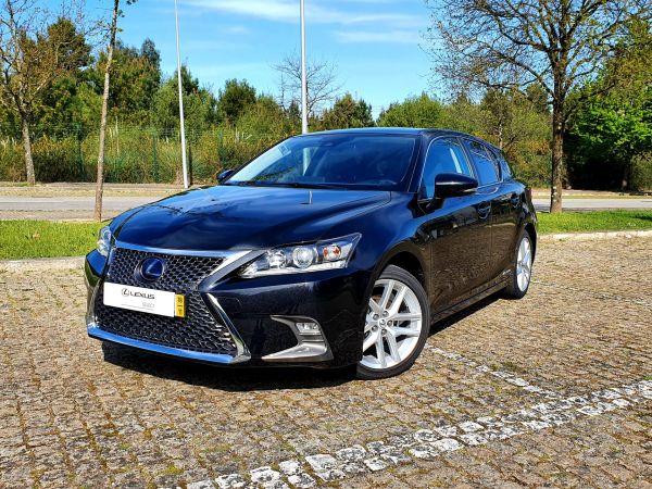 Lexus CT segunda mano Porto
