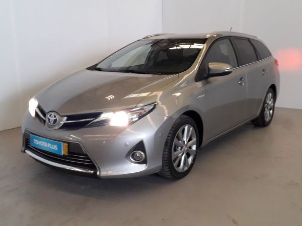 Toyota Auris Touring Sports 1.8 Híbrido Exclusive CVT usado (Lisboa)