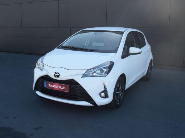 Toyota Yaris segunda mano Faro