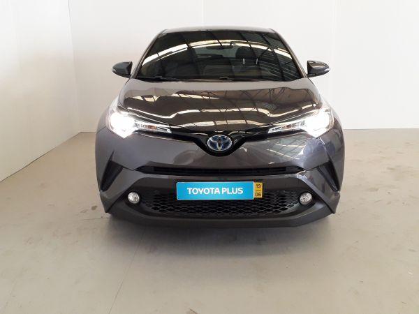 Toyota C-HR segunda mano Lisboa