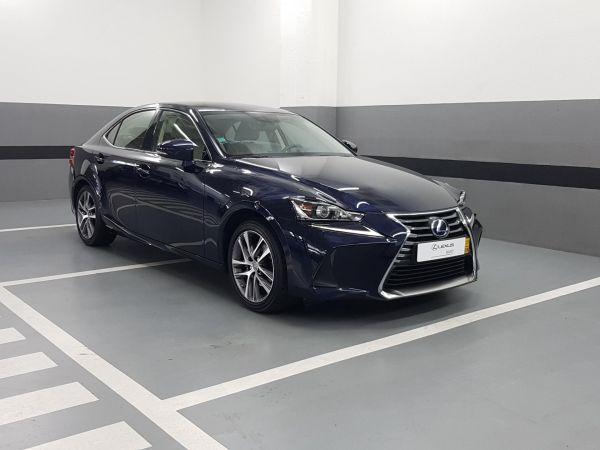 Lexus IS segunda mão Lisboa
