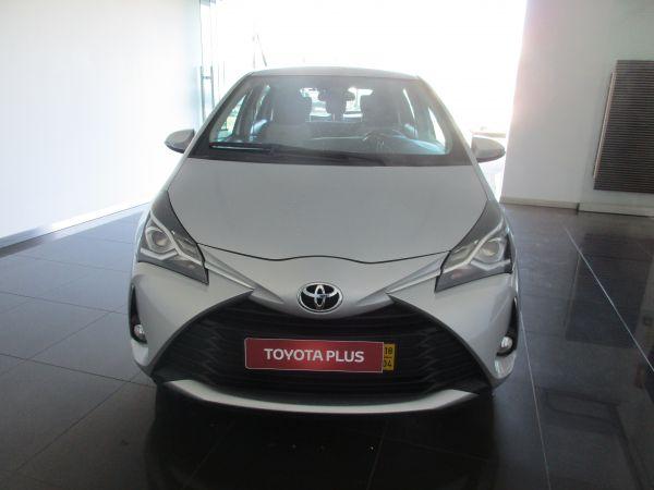 Toyota Yaris segunda mão Coimbra