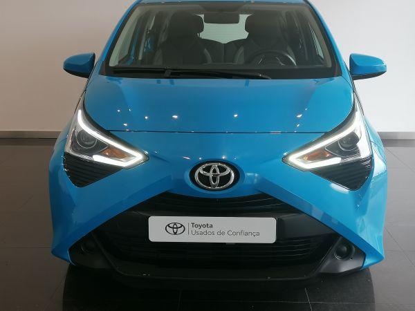 Toyota Aygo viatura usada Coimbra