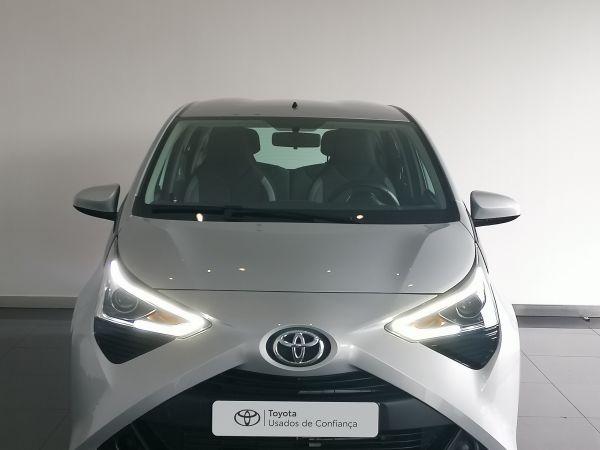 Toyota Aygo segunda mão Coimbra