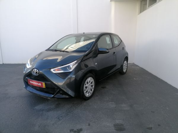 Toyota Aygo segunda mão Leiria