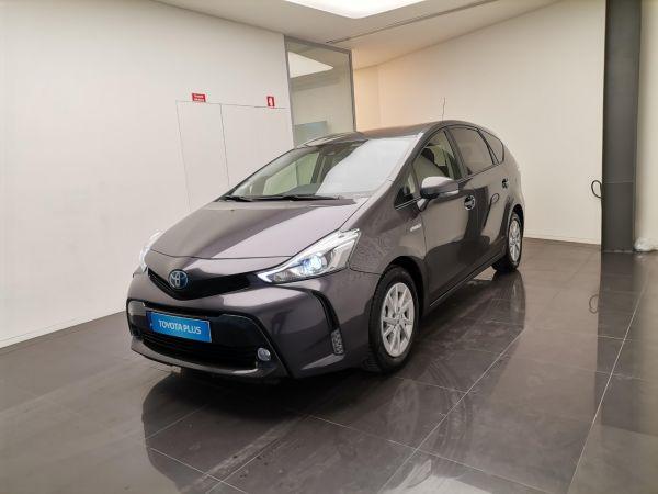 Toyota Prius+ viatura usada Faro