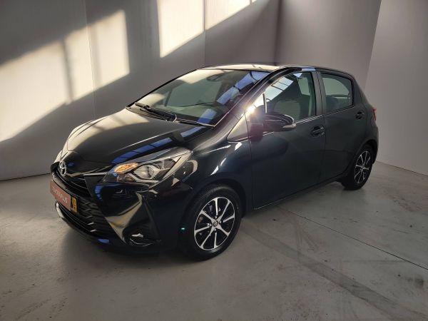Toyota Yaris segunda mão Braga