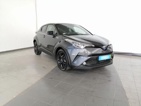 Toyota C-HR segunda mão Aveiro