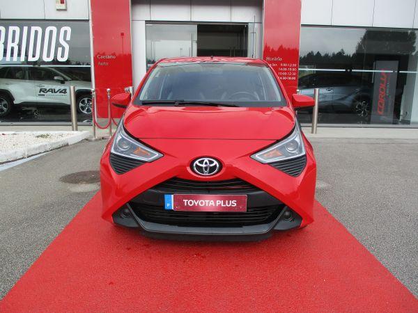 Toyota Aygo viatura usada Aveiro