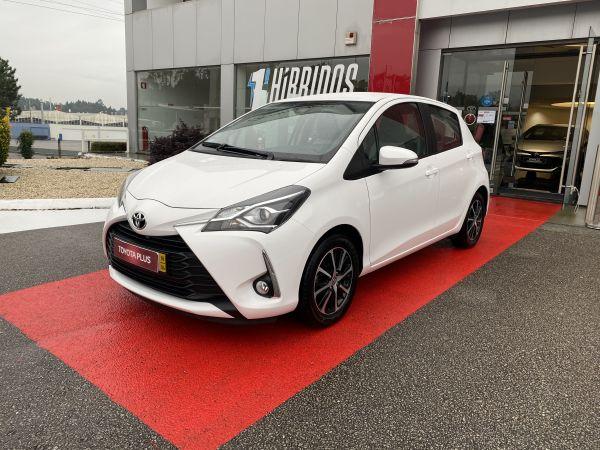 Toyota Yaris segunda mão Aveiro