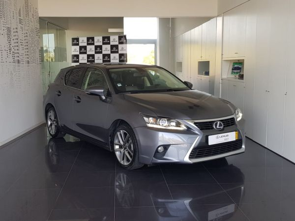 Lexus CT segunda mão Lisboa
