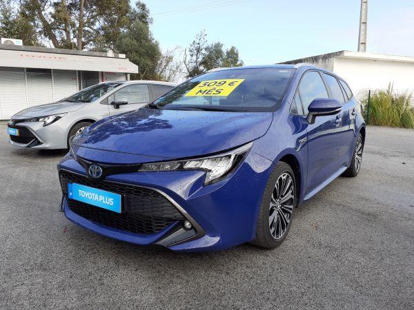 Toyota Corolla segunda mano Lisboa