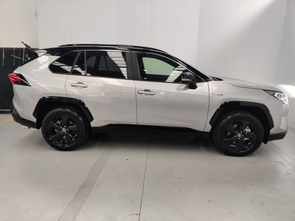 Toyota Rav4 2.5 Hybrid D. Force SQUARE Collectio 4x2 usado (Braga)