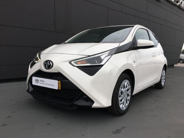 Toyota Aygo segunda mão Faro