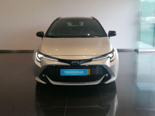 Toyota Corolla segunda mão Coimbra