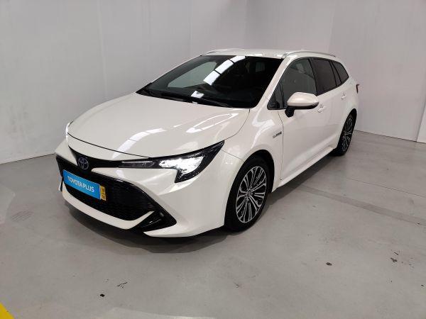 Toyota Corolla segunda mão Braga