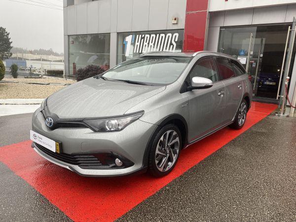 Toyota Auris Touring Sports segunda mão Aveiro