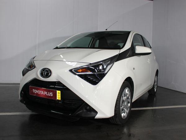 Toyota Aygo segunda mão Porto