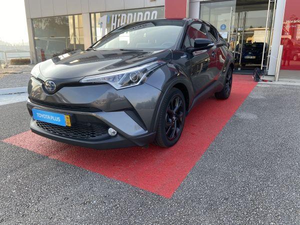 Toyota C-HR segunda mano Aveiro