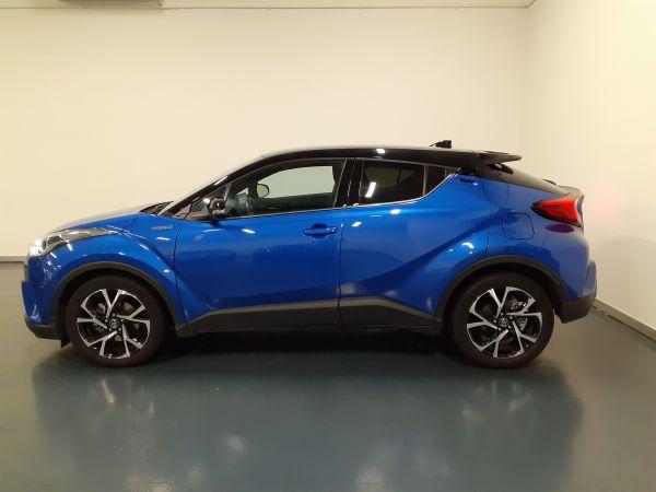 Toyota C-HR segunda mão Lisboa