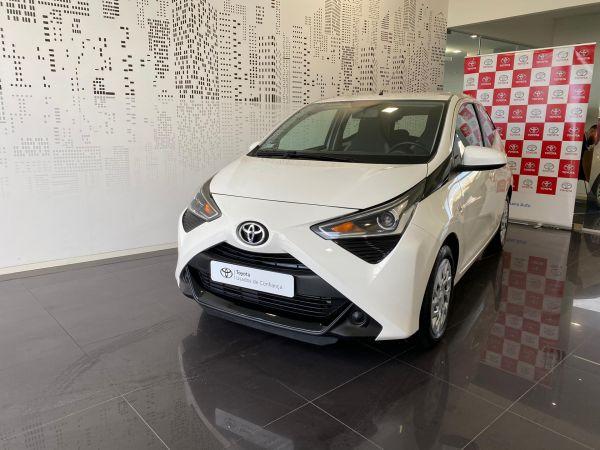 Toyota Aygo segunda mão Lisboa