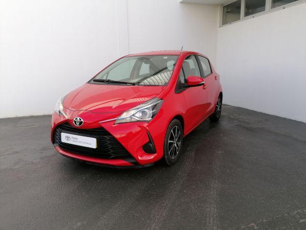 Toyota Yaris segunda mão Leiria