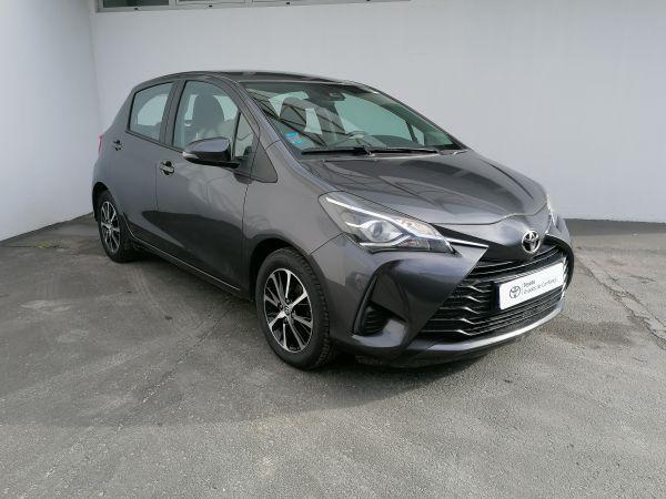 Toyota Yaris viatura usada Leiria