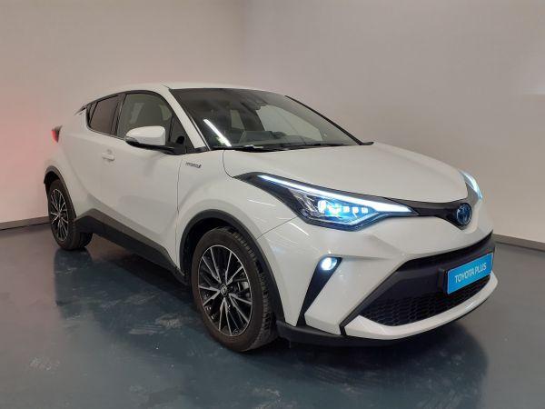 Toyota C-HR viatura usada Lisboa