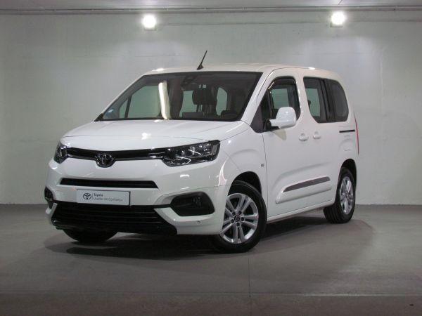 Toyota Proace segunda mão Lisboa