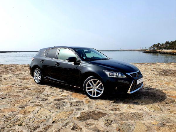 Lexus CT segunda mão Porto