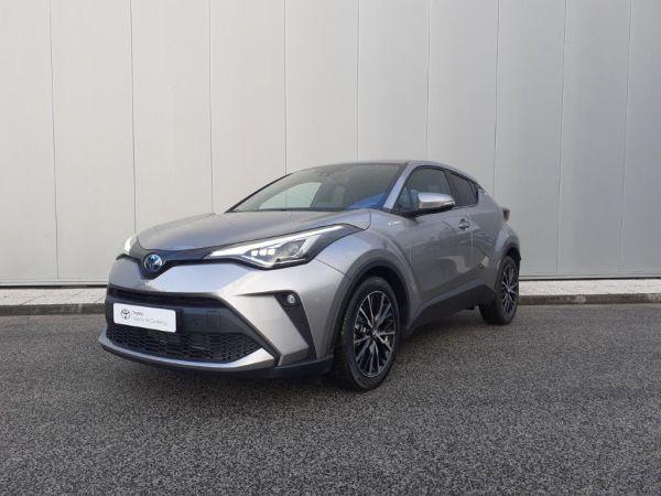 Toyota C-HR segunda mão Setúbal