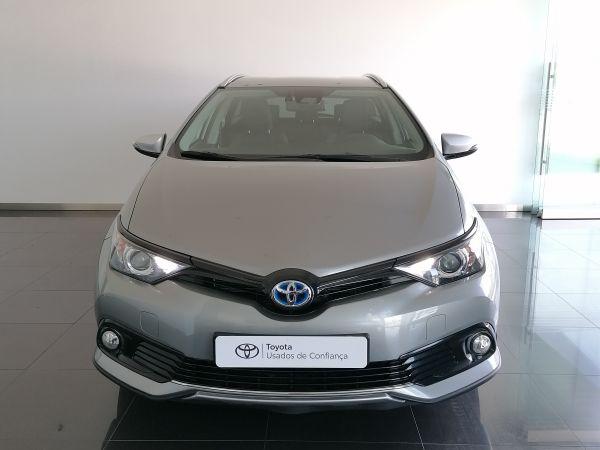 Toyota Auris segunda mano Coimbra