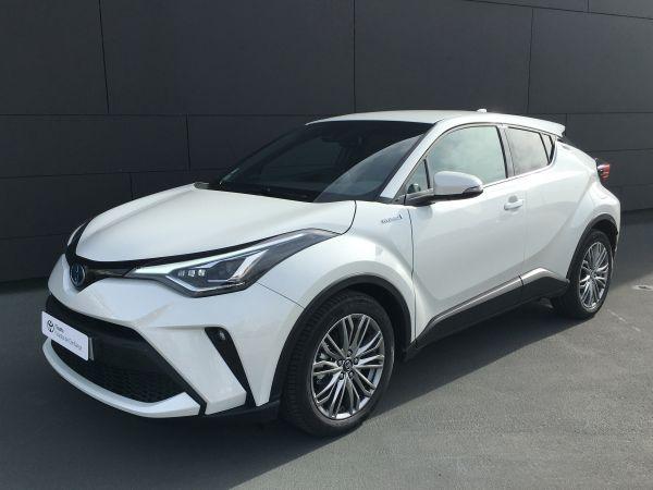 Toyota C-HR segunda mão Faro