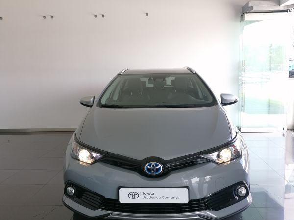 Toyota Auris Touring Sports segunda mão Coimbra
