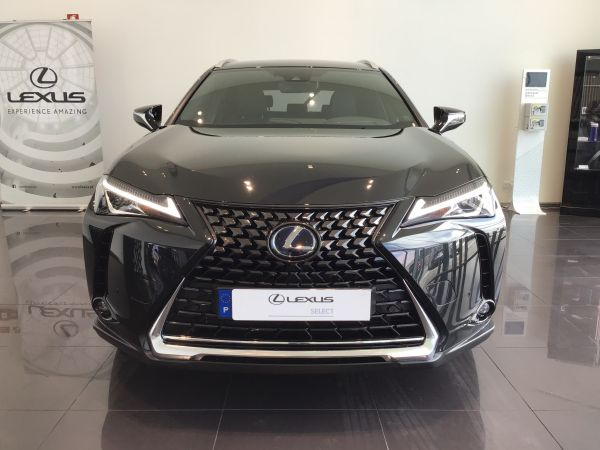 Lexus UX segunda mano Aveiro