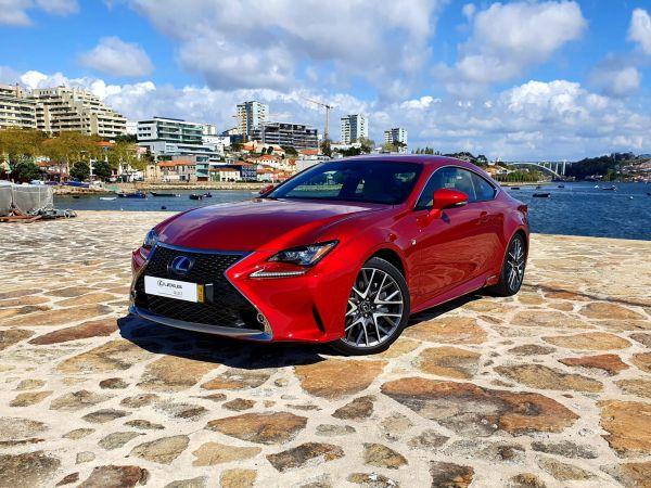 Lexus RC segunda mano Porto