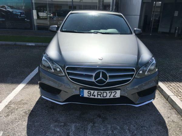 Mercedes Benz Classe E segunda mão Coimbra