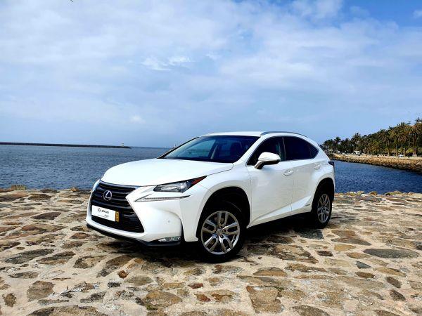 Lexus NX segunda mano Porto