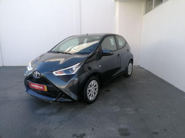 Toyota Aygo segunda mano Santarém