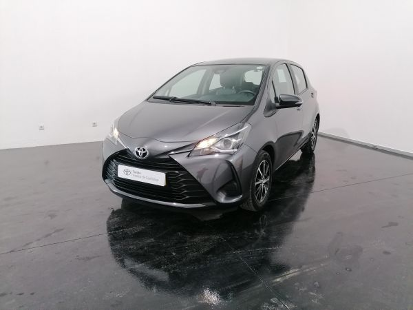 Toyota Yaris segunda mano Leiria