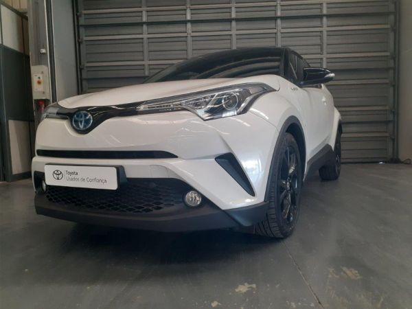 Toyota C-HR viatura usada Setúbal
