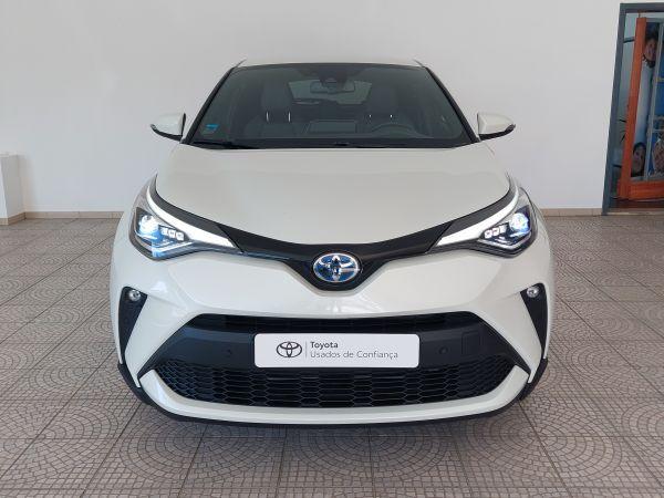 Toyota C-HR viatura usada Coimbra