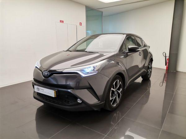 Toyota C-HR viatura usada Aveiro