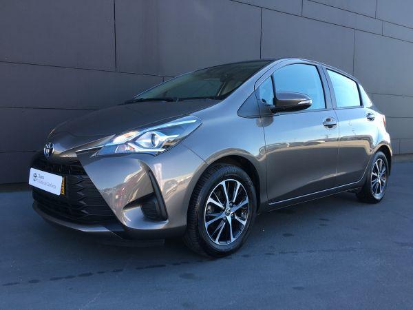Toyota Yaris viatura usada Faro