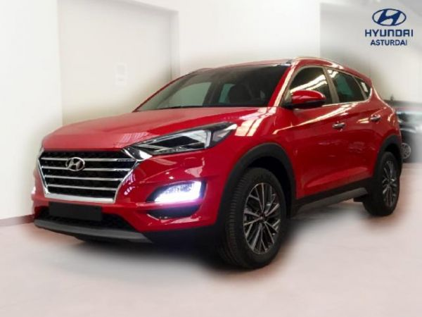 Hyundai Tucson 1.6 GDI TECNO SAFE 2WD 132 5P