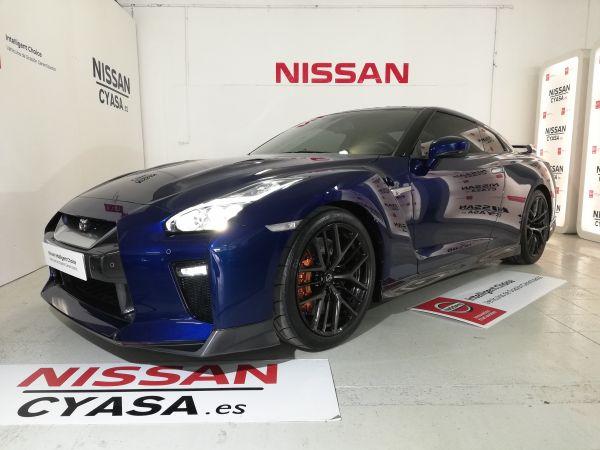 Nissan GT-R 3.8G V6 419kW (570CV) Black Edition